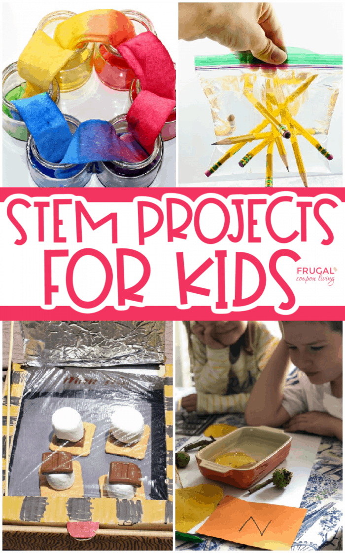 STEM Projects for Kids | Elementary, Middle & Preschool