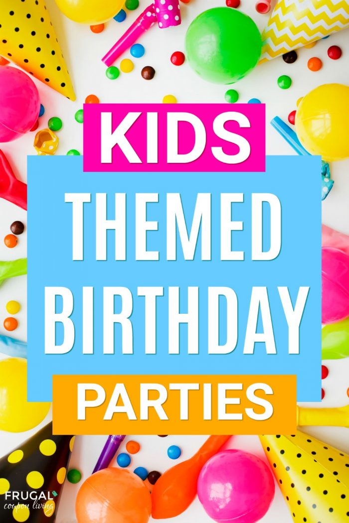 themed birthday party ideas
