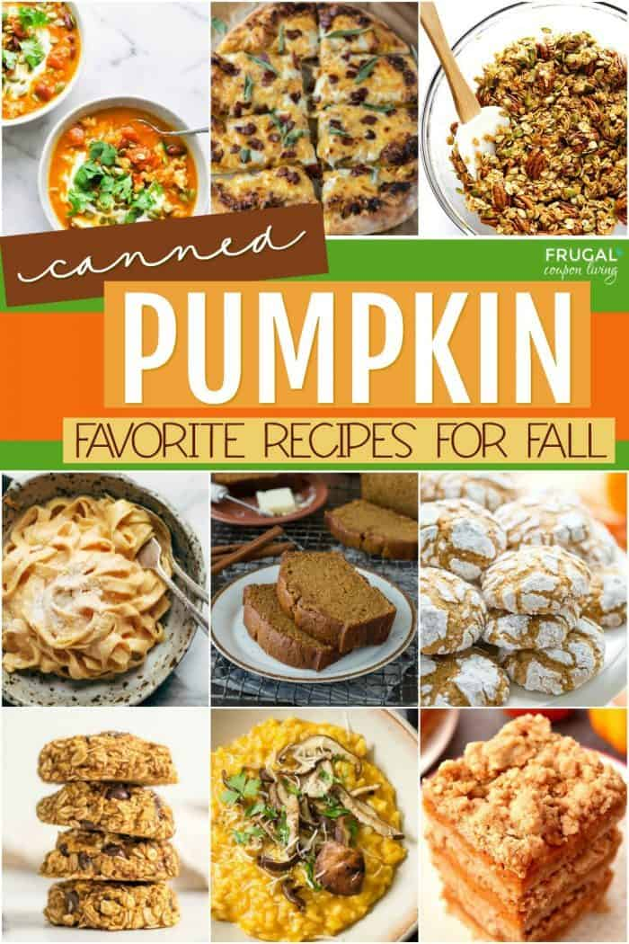 Canned Pumpkin Puree Recipes | Healthy, Savory, & Dessert