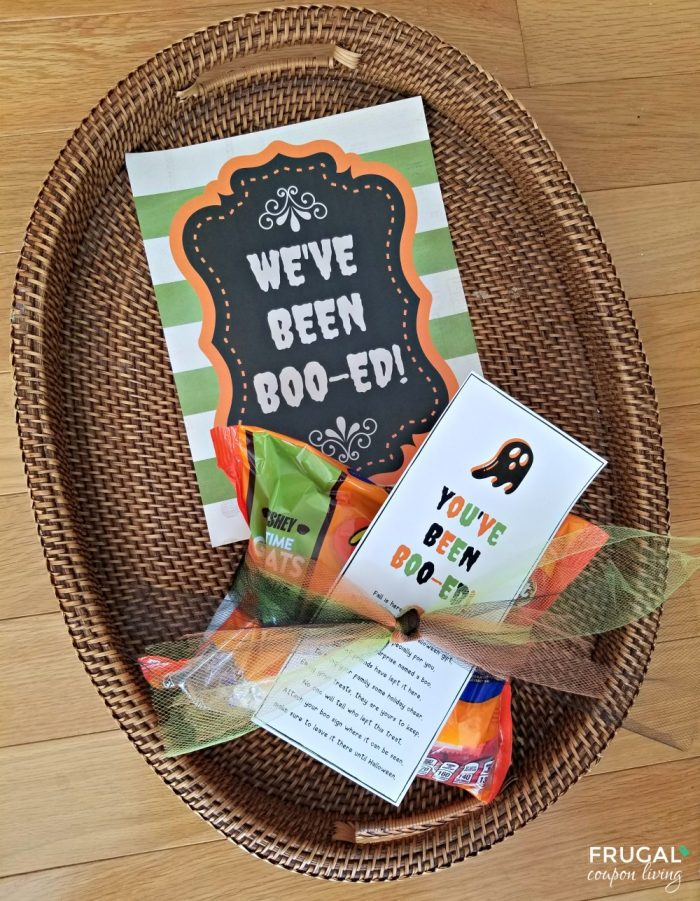 Halloween Traditions | You've Been Booed Printables & Ideas