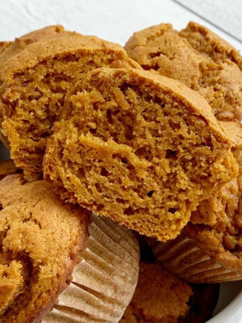 Easy Pumpkin Muffins + Pumpkin Puree Recipes