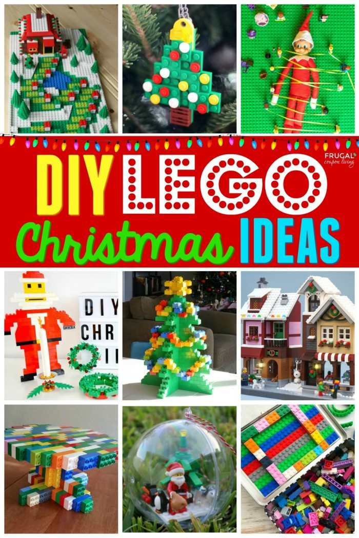DIY Christmas LEGO Ideas