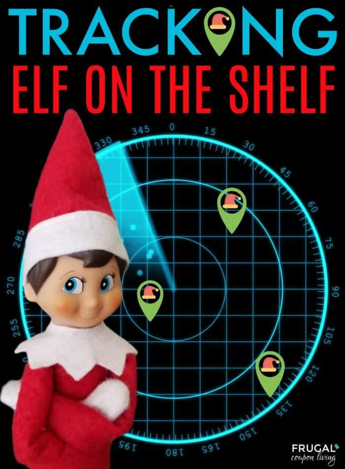 Elf on the Shelf Tracker + Elf on the Shelf Tracker Apps, Online & How to Make Elf on the Shelf Move on Camera