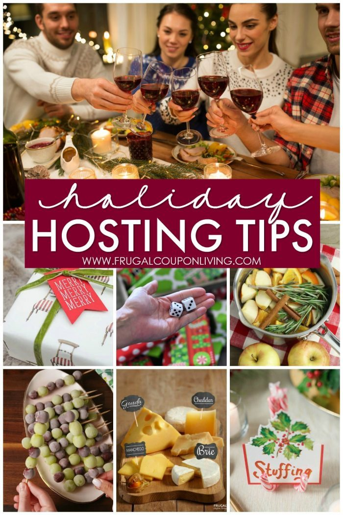 Hosting Tips for a Christmas Party