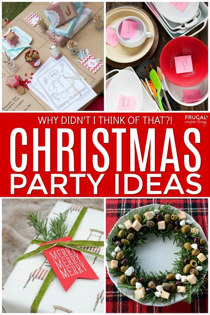Christmas Party Ideas for Hosting during the Holidays