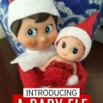 Elf on the Shelf Baby | Where to Buy, How to Introduce, Free Printable