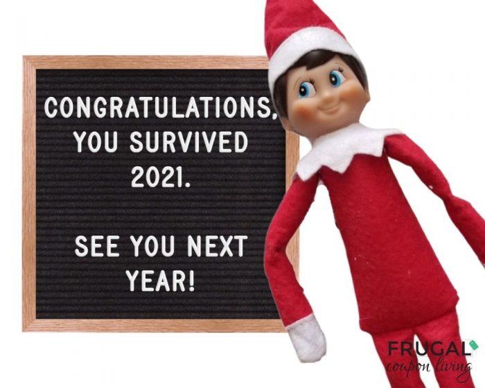 free Elf on the Shelf Quarantine Letter
