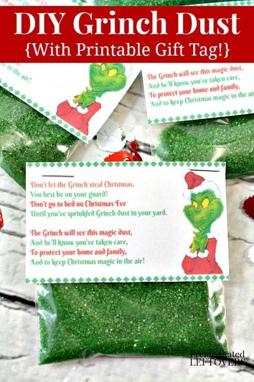 Grinch Dust Recipe