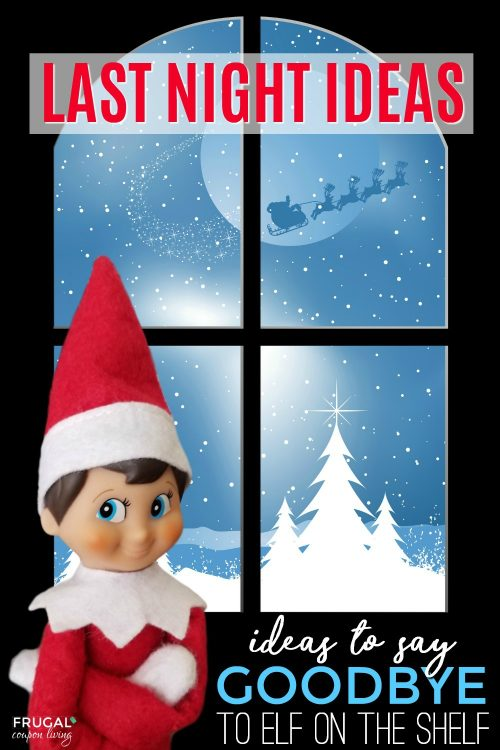 Christmas Eve Traditions | Last Night Elf on the Shelf Ideas