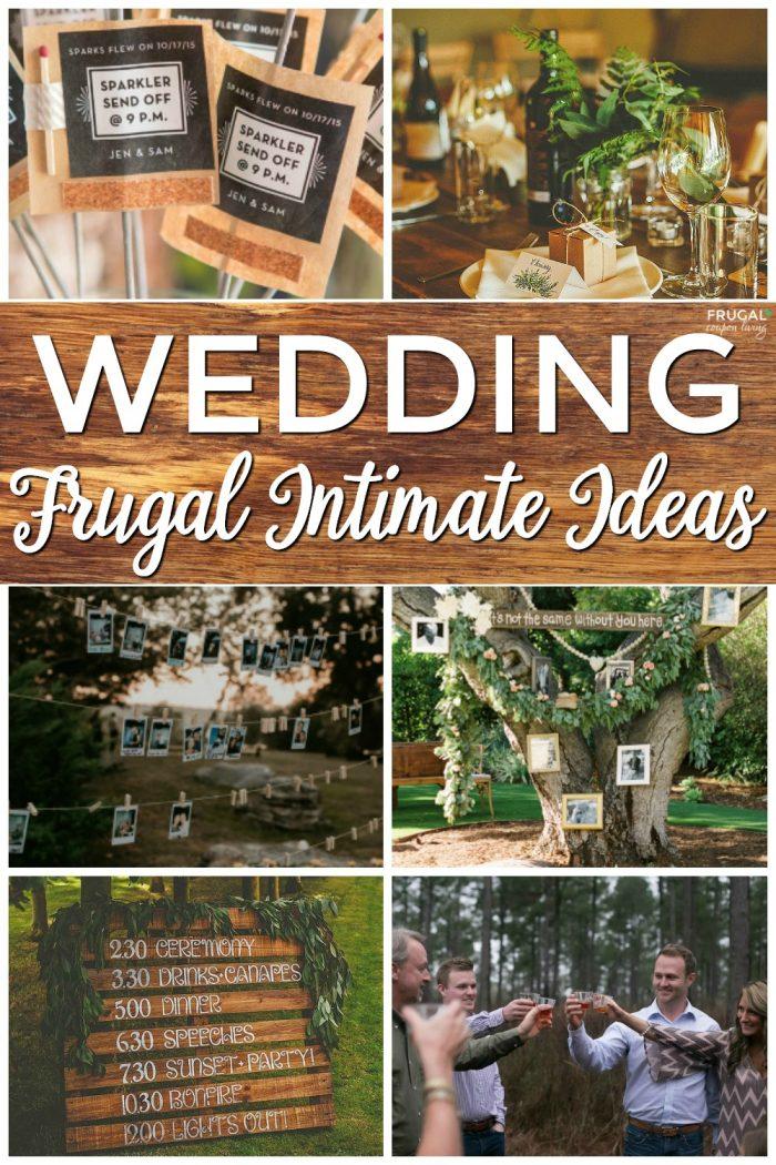 Simple & Cheap Wedding Ideas on a Budget