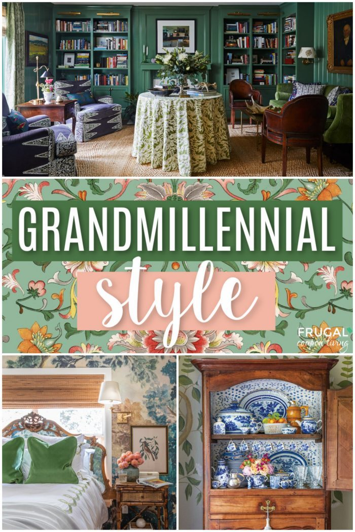 Embracing Grandmillennial Style | Making Granny Chic, Grand!
