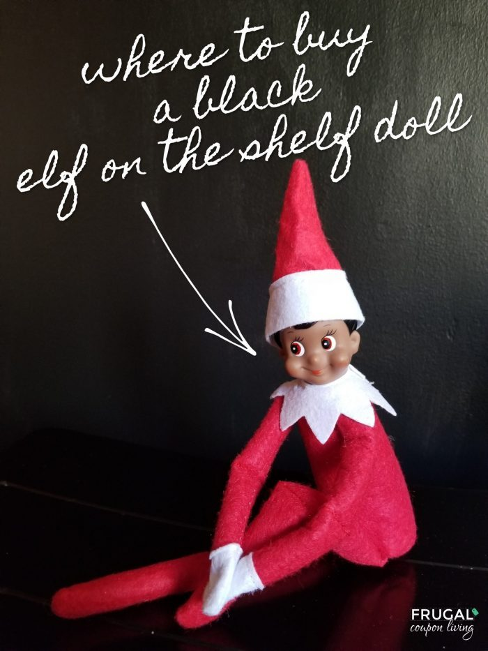 Where can I get a Black Elf on the Shelf?