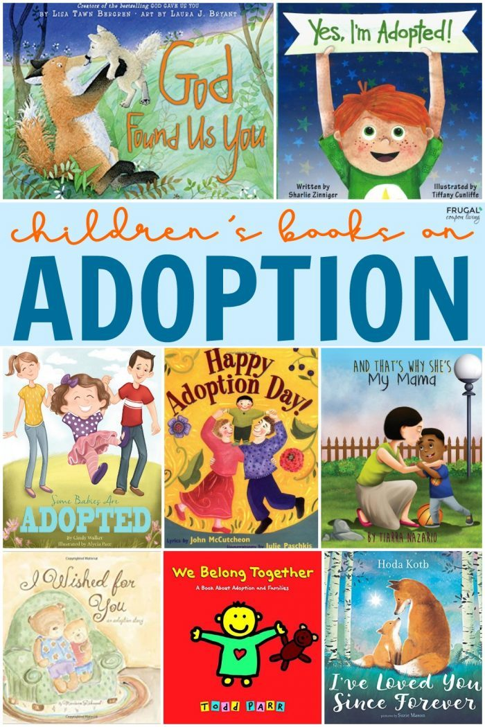 children's books on adoption - Bring a Book Baby Shower