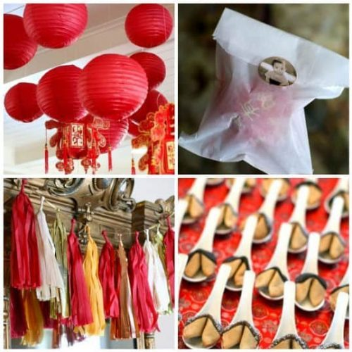 Chinese Adoption Party Theme & Adoption Party Ideas