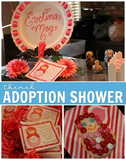 Themed Adoption Party Ideas & Gotcha Day Ideas