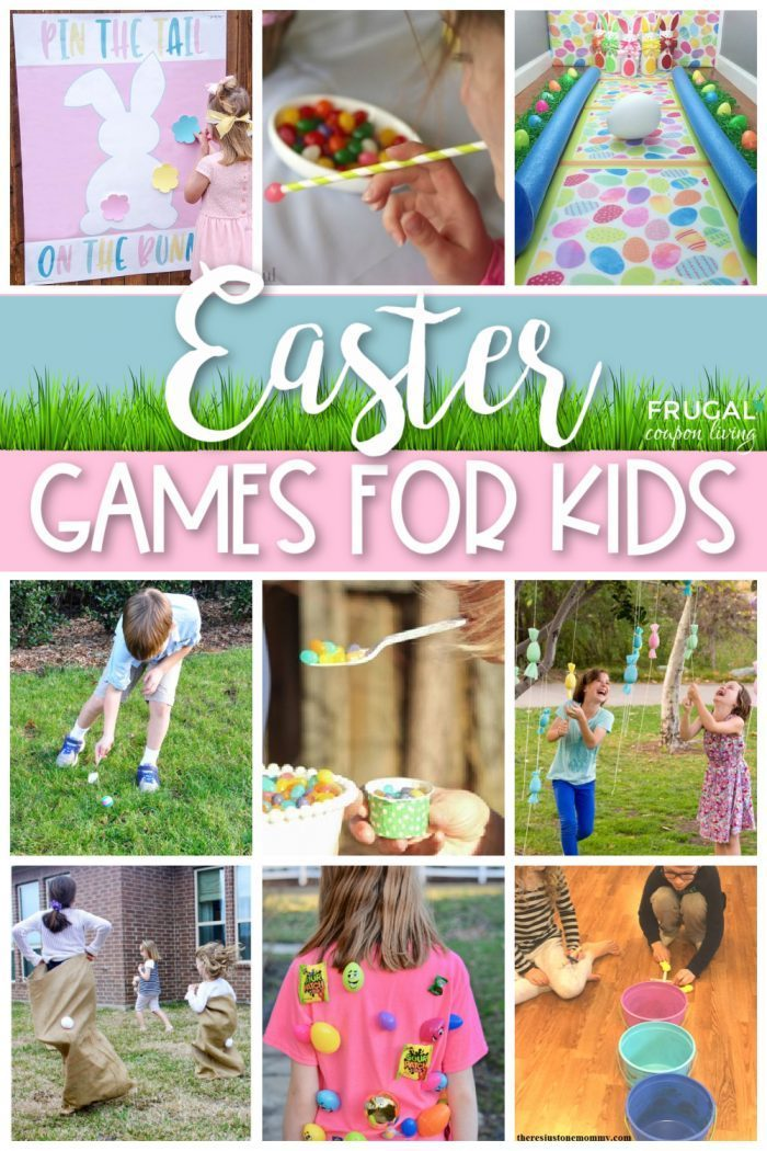 Easter Games for Kids | Easter Traditions for Families and Friends