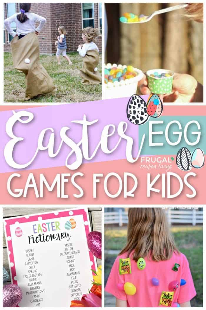 Easter Egg Games | Easter Party, Egg Hunt, Family Traditions & More