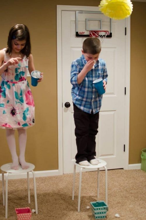 Easter Minute to Win It Games & Easter Games for Large & Small Groups