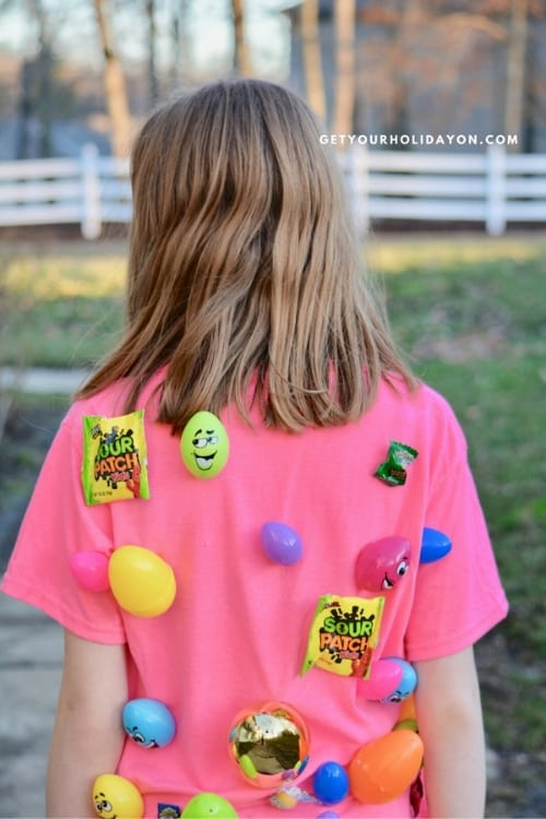 Unique Easter Egg Hunt Tag Game + Easter Games for Kids