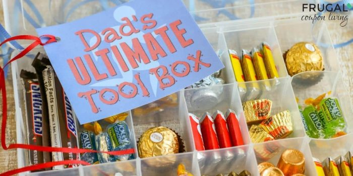 Dad's ultimate toolbox frugal coupon living