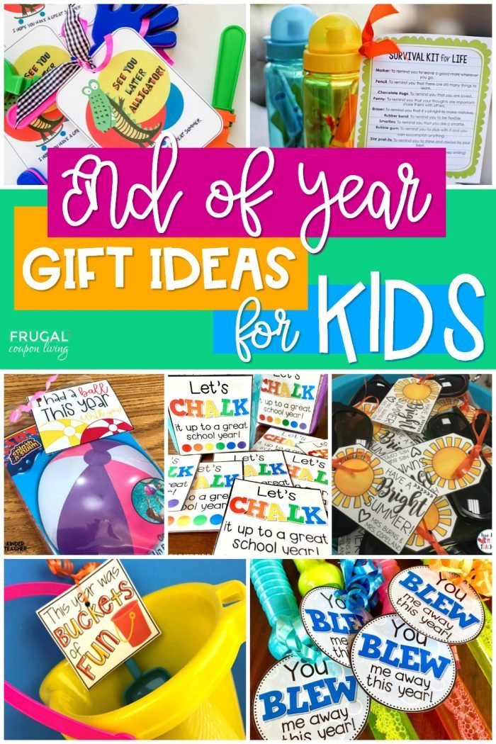 End of Year Gifts for Students - DIY See You Later Alligator Hand Clappers Gift Tag