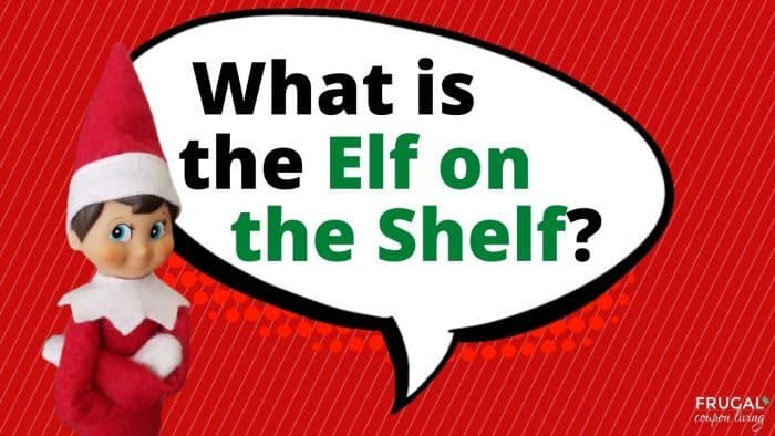 Elf Questions - What is the Elf on the Shelf?