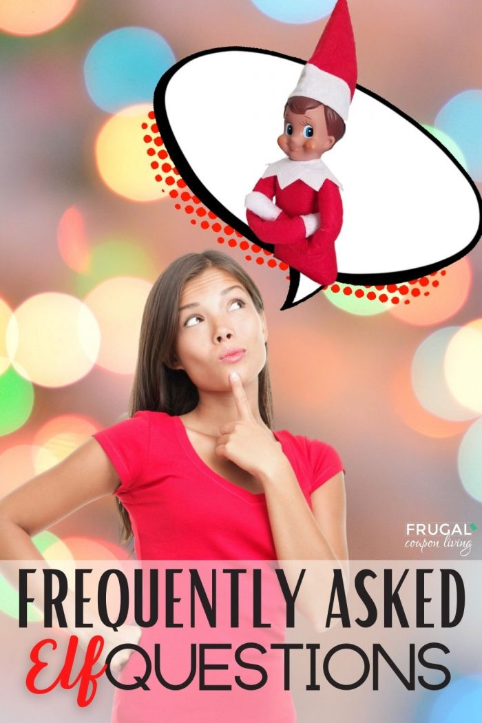 Frequently Asked Elf on the Shelf Questions