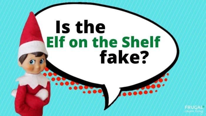 Is Elf on the Shelf Fake?