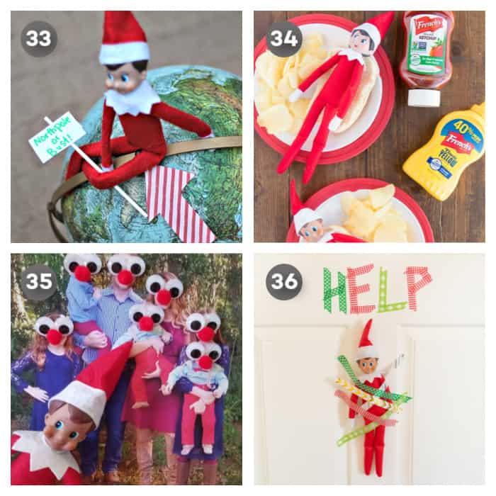 Cute easy elf ideas