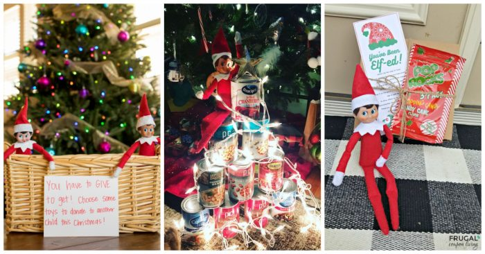Elf on the Shelf Kindness Ideas