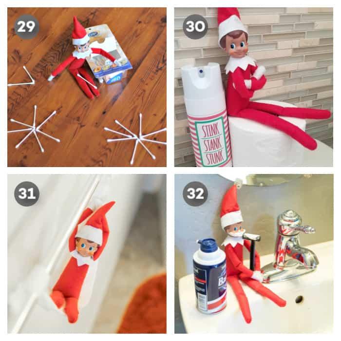 last minute elf ideas