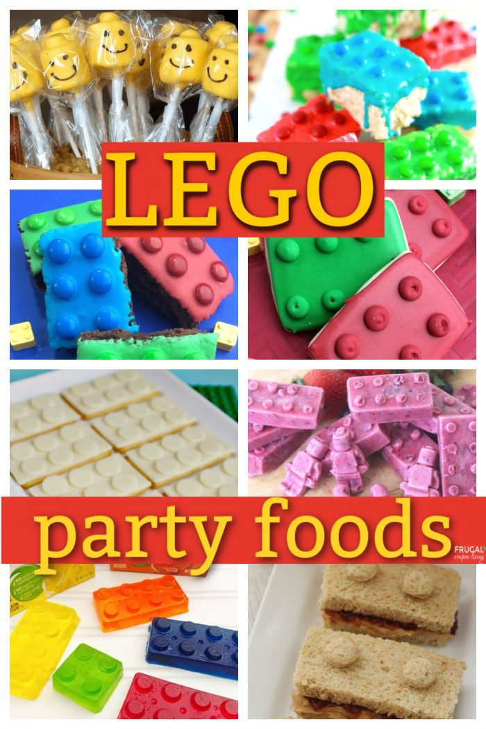 lego party foods