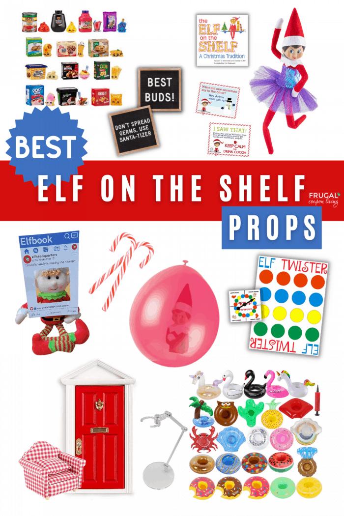 Elf on the Shelf Props