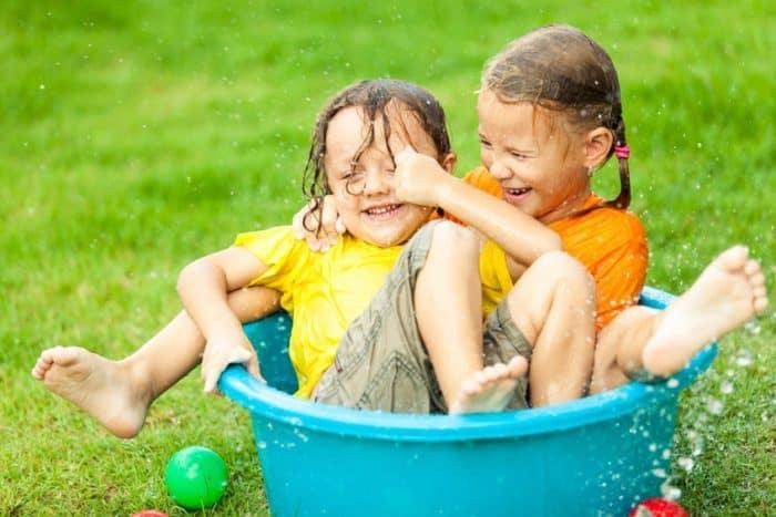 Best Outdoor Water Games for Kids