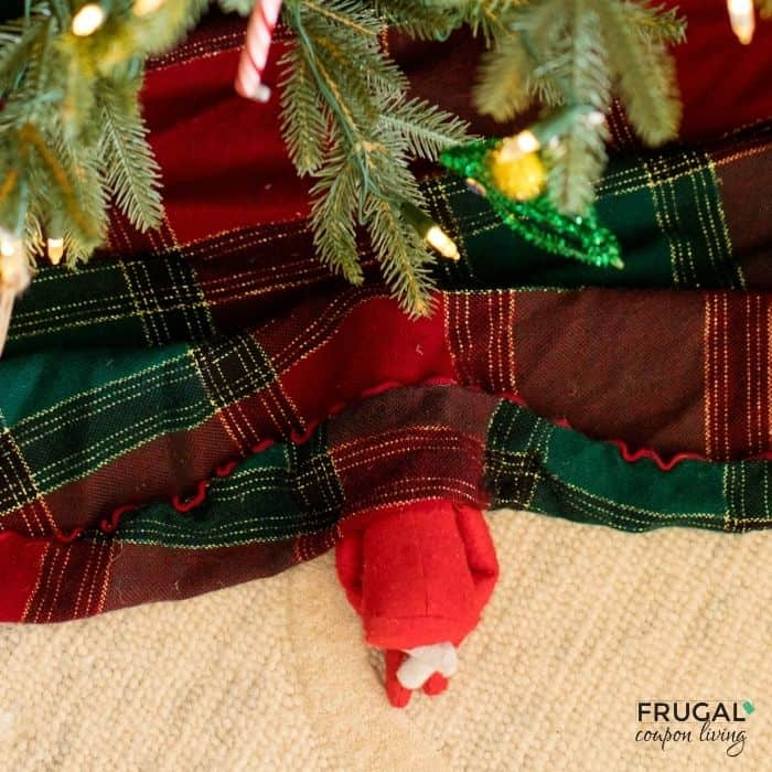 Elf on the Shelf hiding spaces