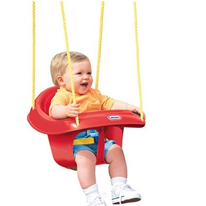 Amazon: BACK DOWN in price!! Little Tikes Toddler Swing – only $19.99!