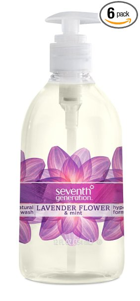 6 pack of 7th Generation Hand wash only $11 after coupon!!! HURRY Coupon will expire!!