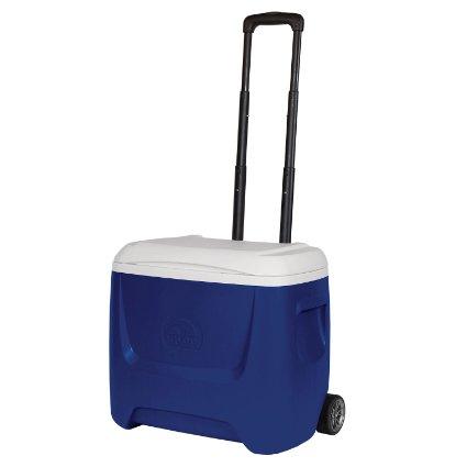 Amazon: SUMMER FUN – Igloo Island Breeze 28 Qt. Roller Cooler Only $19.55 (reg. $44.99)