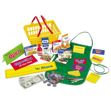 60% off!! Learning Resources Pretend & Play Supermarket Set – only $10!! (reg $25)