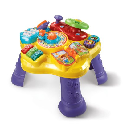 Amazon: Highly Rated VTech Magic Star Learning Table only $24.96 (reg. $37!!)