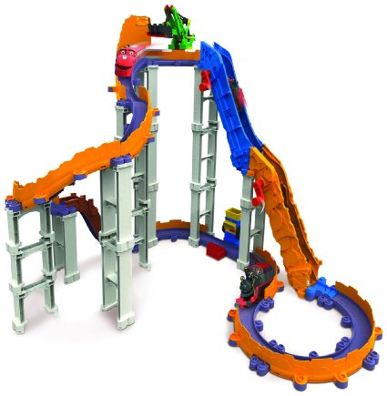 67% off!!! Chuggington StackTrack Mighty Excavator Set – Only $30!!