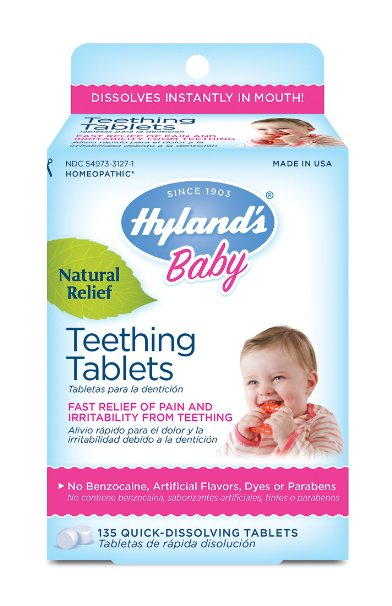 Amazon: Hylands Baby extra 20% off Coupons – Teething & Cold relief!! As low as $4.47!