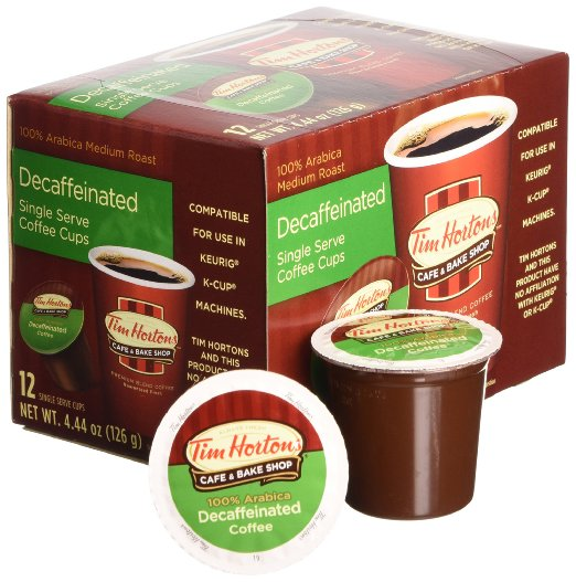 25% off Coupon — Tim Hortons K-Cups $0.47 per cup! Decaff & Regular options!