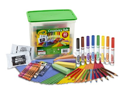 GIVEAWAY TIME!! Win the Crayola Creativity Tub for FREE!!
