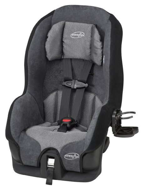 Evenflo Tribute LX Convertible Car Seat, only $45!!! (Forward & Rear facing Car seat)!
