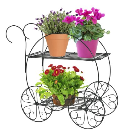Over 50% off Cart & Bicycle Garden Planters –  2 styles included in post!