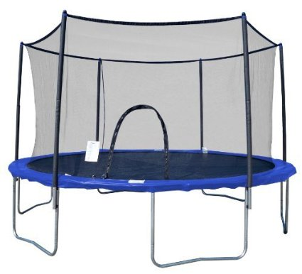 Amazon: AirZone 10-Feet Spring Trampoline with Enclosure – Only $155 + FREE ship!