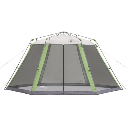 43% off Best Seller – Coleman 15 x 13 Instant Screened Canopy – Only $88 (reg. $155)