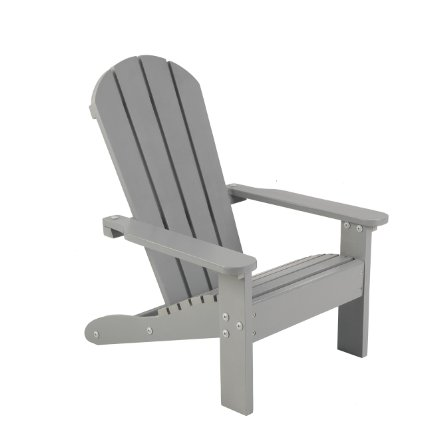 Adirondack chairs – only $29.99 (reg. $50!!) Pink or Gray! + FREE prime ship!