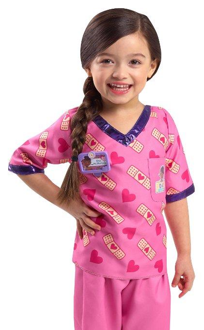 Amazon: Doc McStuffins Scrubs Dress Up Set – Only $14.25!